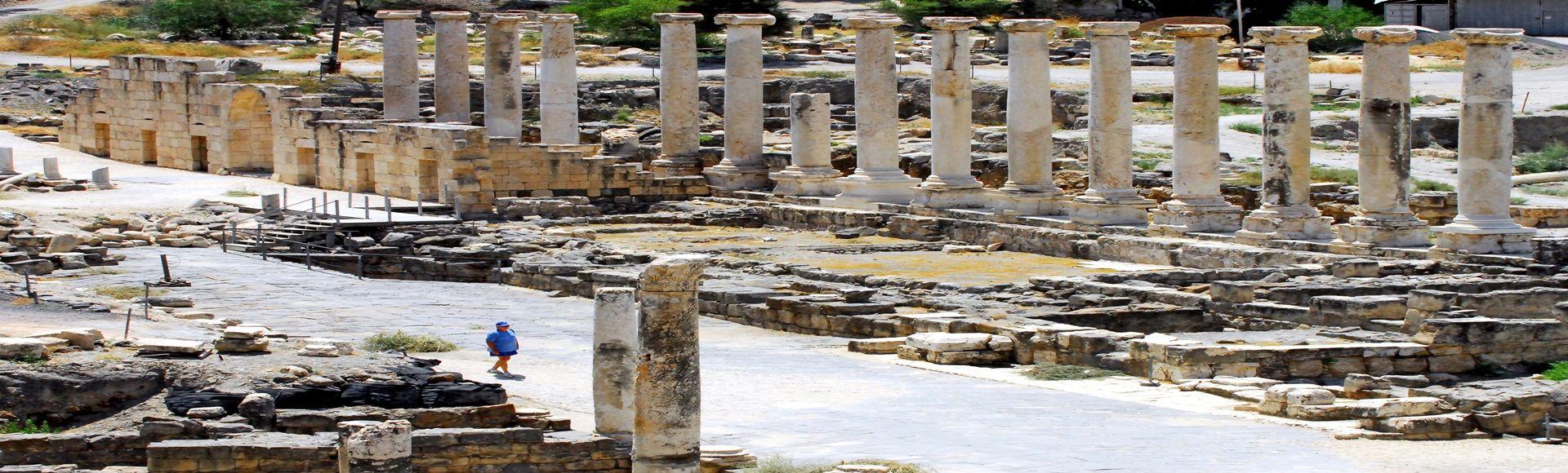 אתרים היסטורים בישראל