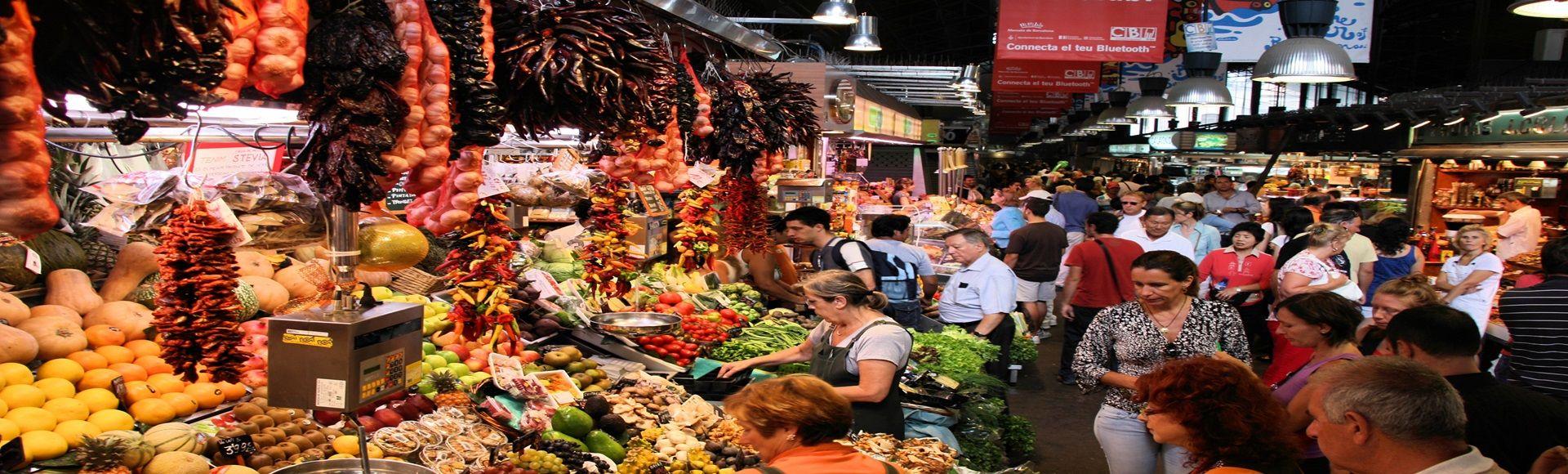השווקים השונים בישראל