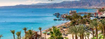 חוף ים במרכזה של ישראל