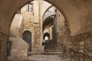 מוקדים היסטוריים בירושלים