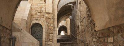 שבילים בעיר העתיקה בירושלים