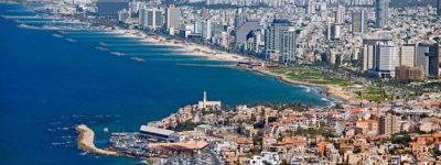 קו החוף של תל אביב-יפו